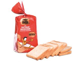Bran Toast
